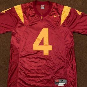 Medium usc # 4 jersey